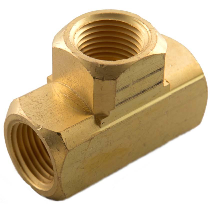 Brass-Coupler
