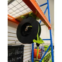Hose-reel-hanging